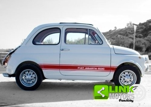 1968 Fiat 500 L - RESTAURATA - OMOLOGAZIONE ASI - For Sale (picture 5 of 6)