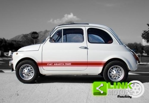 1968 Fiat 500 L - RESTAURATA - OMOLOGAZIONE ASI - For Sale (picture 6 of 6)