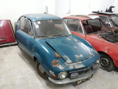 1969 Fiat 850 Moretti S4 For Sale (picture 1 of 6)