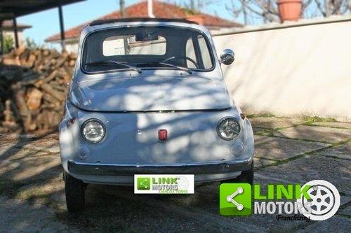 1971 Fiat 500 L - RESTAURO TOTALE - For Sale (picture 5 of 6)