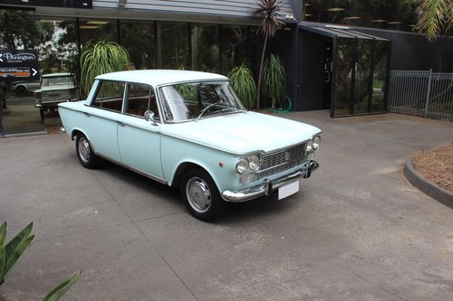 Fiat 1500 C MKIII 1966 For Sale (picture 1 of 6)