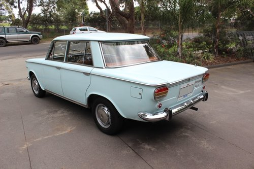 Fiat 1500 C MKIII 1966 For Sale (picture 3 of 6)