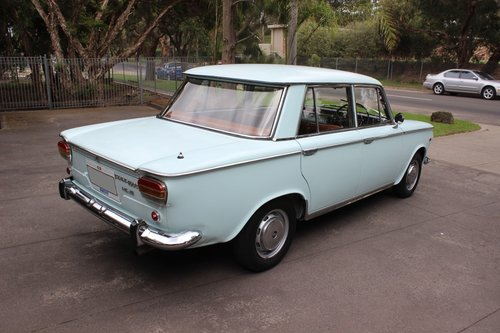 Fiat 1500 C MKIII 1966 For Sale (picture 4 of 6)