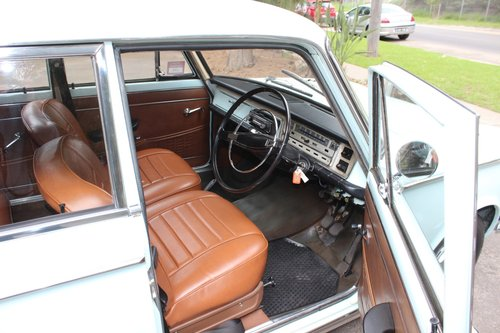Fiat 1500 C MKIII 1966 For Sale (picture 5 of 6)