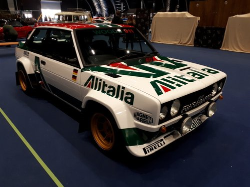 1982 Fiat 131 Mirafiori, Group 4 specification.  For Sale (picture 2 of 6)