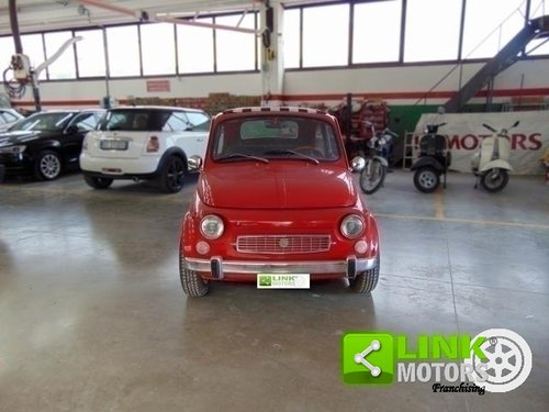 1970 Fiat Nuova 500 F Francis Lombardi My Car trasformabile, ann For Sale (picture 5 of 6)