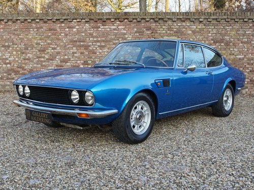 1972 Fiat Dino 2.4 Coupe fully restored, original colour, top con For Sale (picture 1 of 6)