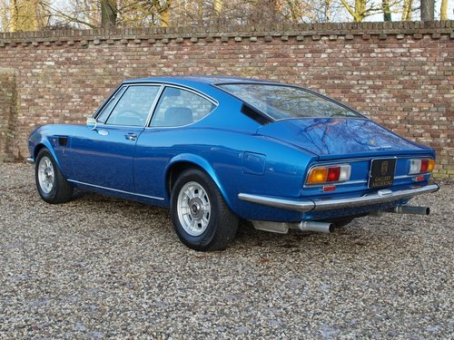 1972 Fiat Dino 2.4 Coupe fully restored, original colour, top con For Sale (picture 2 of 6)