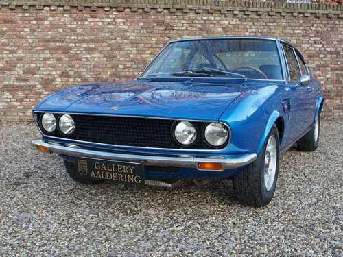 1972 Fiat Dino 2.4 Coupe fully restored, original colour, top con For Sale (picture 5 of 6)