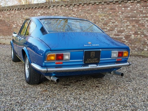 1972 Fiat Dino 2.4 Coupe fully restored, original colour, top con For Sale (picture 6 of 6)