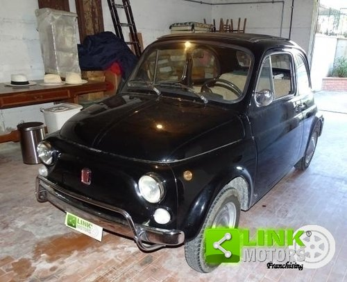 Fiat 500 LUSSO del 1971 For Sale (picture 1 of 6)