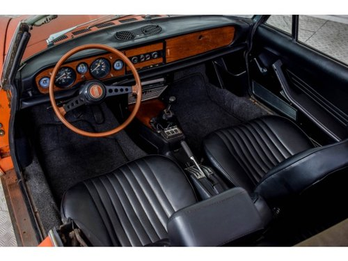 1972 Fiat 124 Spider 1600 For Sale (picture 5 of 6)