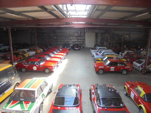 1962 Fiat 2300 S coupe Abarth For Sale (picture 2 of 4)
