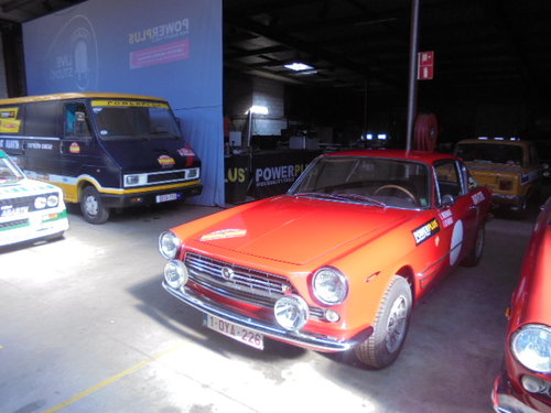 1962 Fiat 2300 S coupe Abarth For Sale (picture 3 of 4)