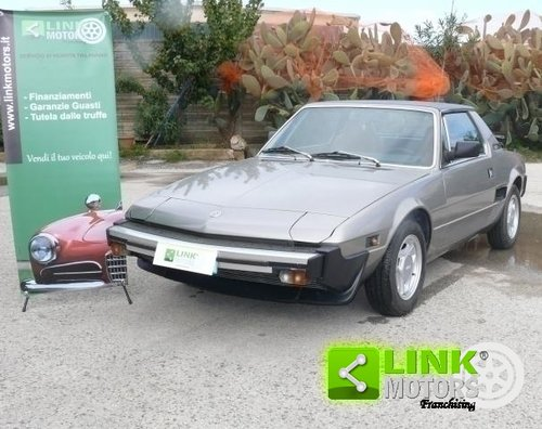 1981 Fiat X1- F9 Five Speed For Sale (picture 1 of 6)
