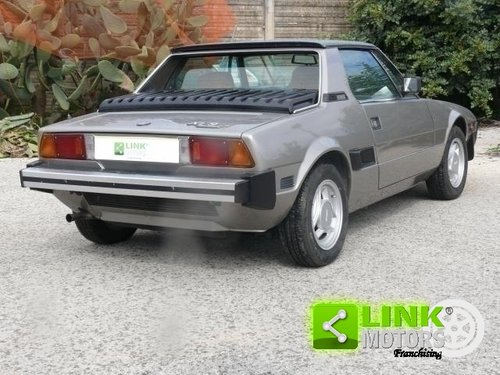 1981 Fiat X1- F9 Five Speed For Sale (picture 4 of 6)