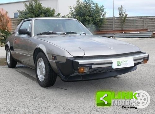 1981 Fiat X1- F9 Five Speed For Sale (picture 5 of 6)