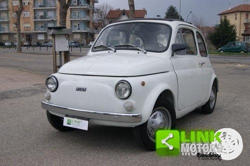 1973 Fiat 500 R - ISCRITTA ASI RESTAURO 2016 For Sale (picture 1 of 6)