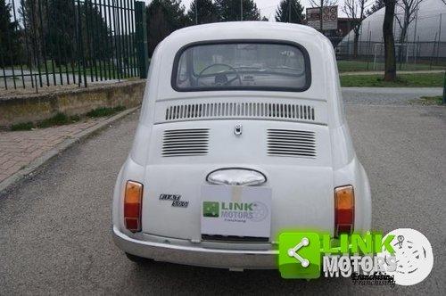 1973 Fiat 500 R - ISCRITTA ASI RESTAURO 2016 For Sale (picture 5 of 6)