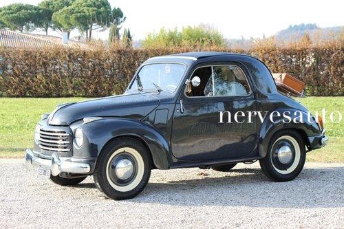 1953 Fiat 500 C Topolino For Sale (picture 1 of 6)