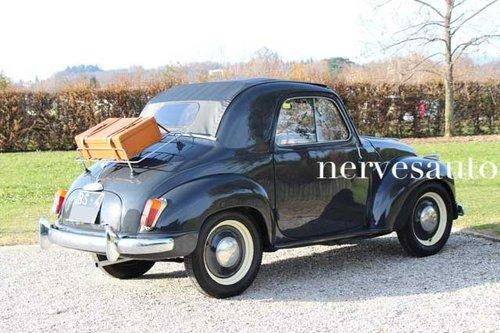1953 Fiat 500 C Topolino For Sale (picture 6 of 6)