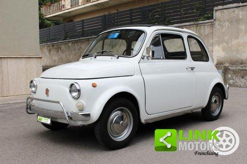 1969 Fiat 500 L - RESTAURO TOTALE - AUTO IMPECCABILE For Sale (picture 1 of 6)