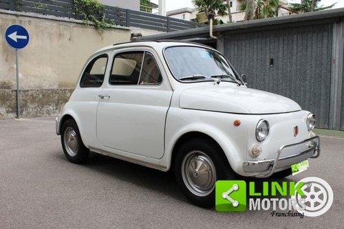 1969 Fiat 500 L - RESTAURO TOTALE - AUTO IMPECCABILE For Sale (picture 2 of 6)