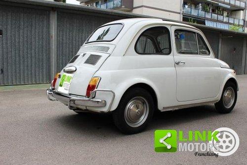 1969 Fiat 500 L - RESTAURO TOTALE - AUTO IMPECCABILE For Sale (picture 3 of 6)