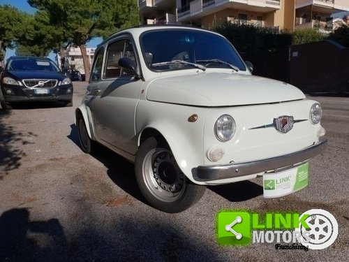 1971 Fiat 500 giannini 590gt Vallelunga originale For Sale (picture 1 of 6)