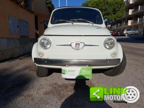 1971 Fiat 500 giannini 590gt Vallelunga originale For Sale (picture 2 of 6)