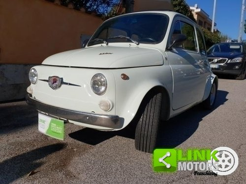 1971 Fiat 500 giannini 590gt Vallelunga originale For Sale (picture 3 of 6)