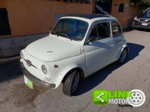 1971 Fiat 500 giannini 590gt Vallelunga originale For Sale (picture 4 of 6)