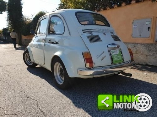 1971 Fiat 500 giannini 590gt Vallelunga originale For Sale (picture 6 of 6)
