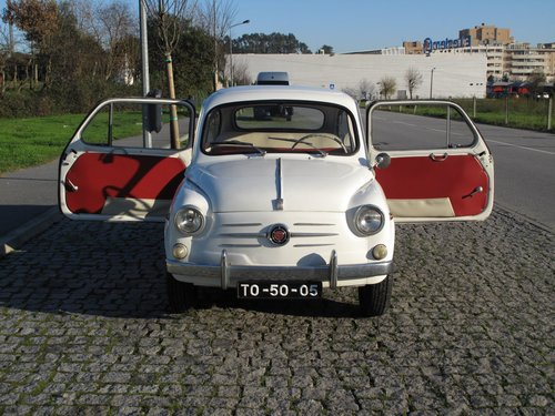 1962 Fiat 600 For Sale (picture 1 of 6)