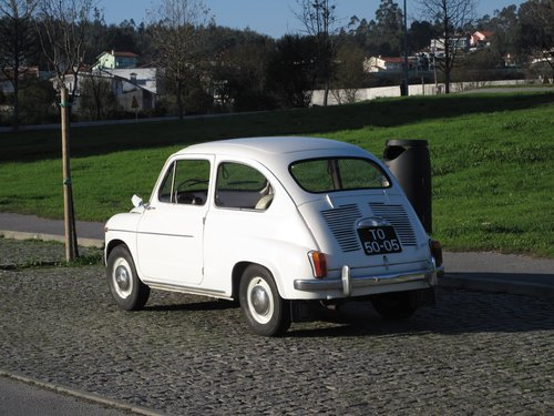 1962 Fiat 600 For Sale (picture 3 of 6)
