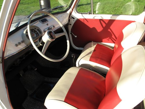 1962 Fiat 600 For Sale (picture 4 of 6)
