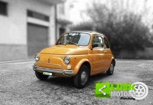 1969 Fiat 500 L - RESTAURATA - For Sale (picture 1 of 6)