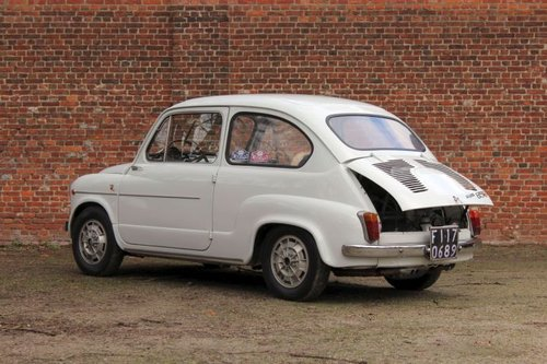 Fiat-Abarth 850TC Berlina - 1962 For Sale (picture 2 of 6)