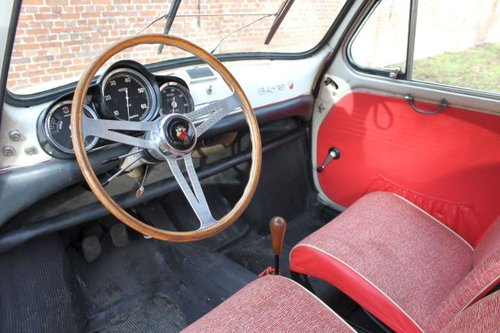 Fiat-Abarth 850TC Berlina - 1962 For Sale (picture 3 of 6)