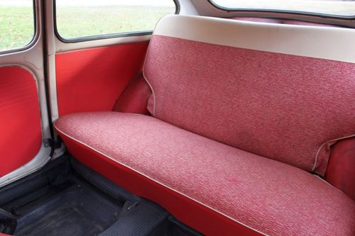 Fiat-Abarth 850TC Berlina - 1962 For Sale (picture 4 of 6)
