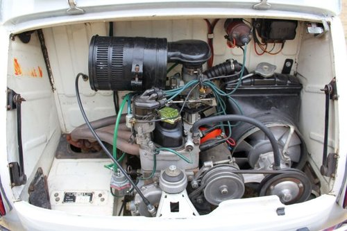 Fiat-Abarth 850TC Berlina - 1962 For Sale (picture 5 of 6)
