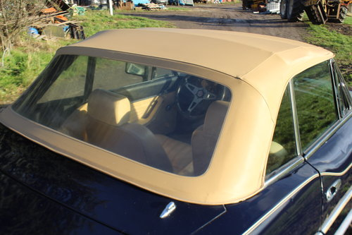 1981 FIAT 124 Spider Twin Cam For Sale (picture 3 of 6)