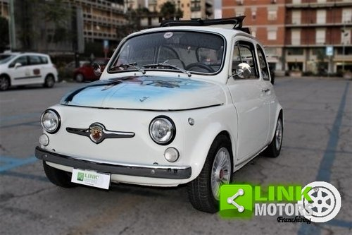 1971 Fiat 500 L For Sale (picture 1 of 6)