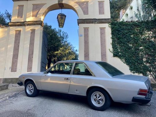 1972 FIAT 130 coupe PininFarina, price 12500Euro SOLD (picture 2 of 6)