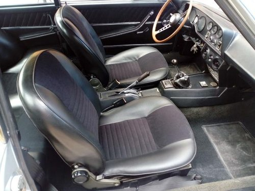1971 Fiat 124 Sport Coupe 1600 with factory Dual carbs For Sale (picture 4 of 5)