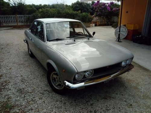 1971 Fiat 124 Sport Coupe 1600 with factory Dual carbs For Sale (picture 5 of 5)