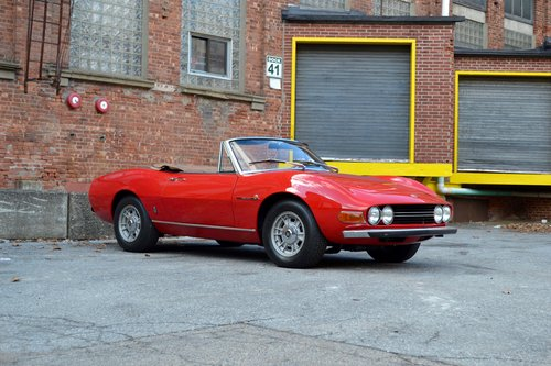 1968 Fiat Dino Spider 2.4 For Sale (picture 1 of 6)