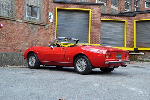 1968 Fiat Dino Spider 2.4 For Sale (picture 2 of 6)