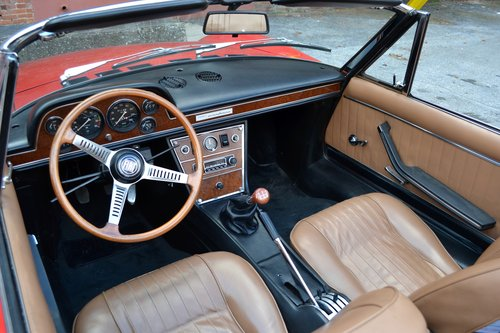 1968 Fiat Dino Spider 2.4 For Sale (picture 3 of 6)