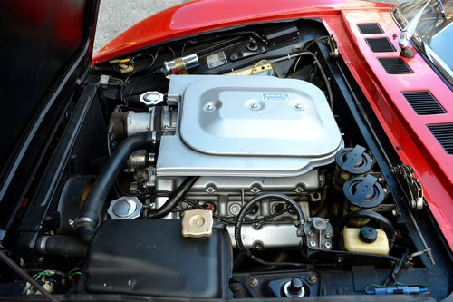 1968 Fiat Dino Spider 2.4 For Sale (picture 4 of 6)